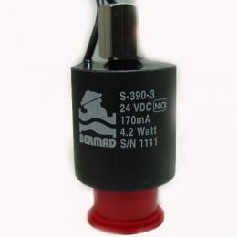 電磁弁コイル ソレノイドSolenoid 3方2芯24VDC
