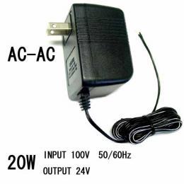 AC 100→24VACトランス(変圧器)