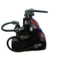 電磁弁 ベルマドBermad社 3方(3way) 24VAC
